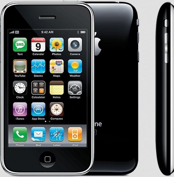 iPhone 3GS: «S» — значит Sкорость