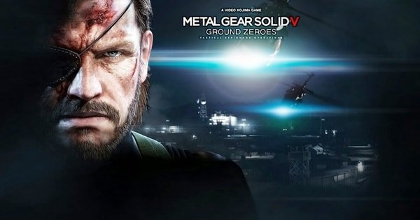 Metal Gear Solid V: Ground Zeroes для Apple