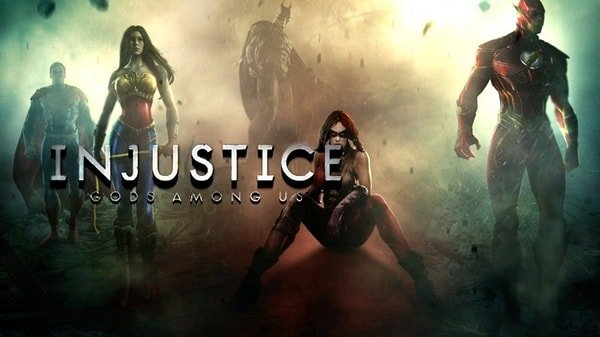 Игры PlayStation 4 – Injustice: Gods Among Us