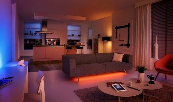 Лампы Philips - friends of Hue