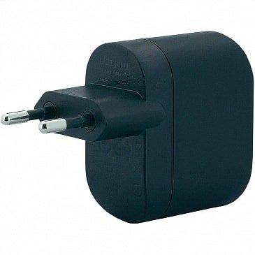 Belkin Single USB AC, Black для iPhone/iPod F8Z563cwBLK
