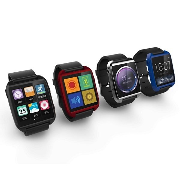 SmartQ Z Watch умные часы на базе Android 4.3
