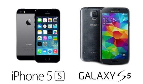 Сравнение телефона samsung galaxy s3 и apple iphone 5s санкт-петербург телефон samsung-продажа
