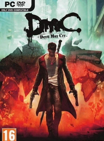 DmC Devil May Cry 5 (Девил Май Край)
