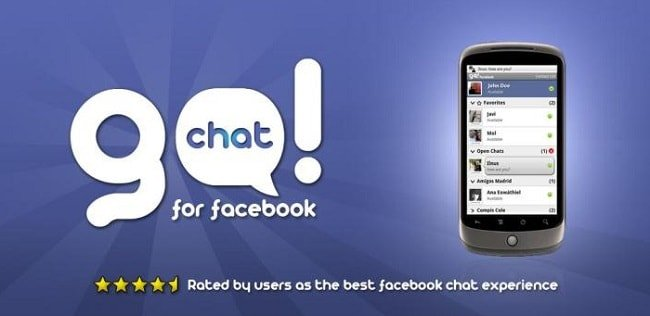 Go!Chat for Facebook: чат-клиент для Facebook