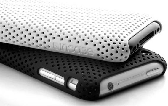 Акссессуары от Incase: Incase Perforated Snap Case