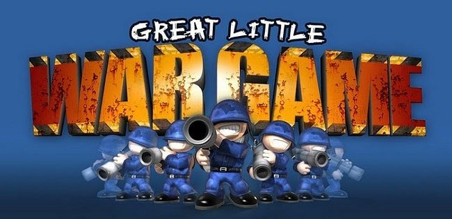 Игра Great Little War Game для android
