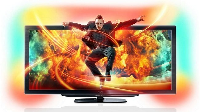 Philips Smart TV Cinema 21:9 Platinum 58PFL9956