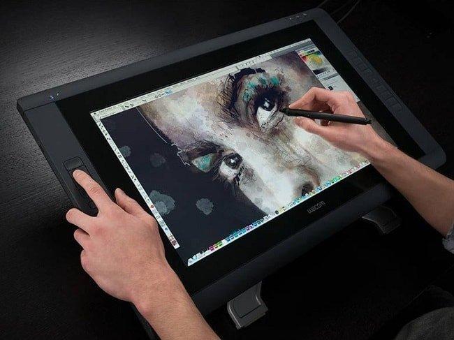 фото планшет для рисования