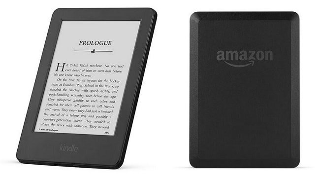 Книга Amazon Kindle Paperwhite 2013