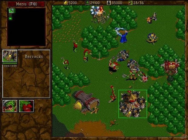 Warcraft II: Tides of Darkness на iOS