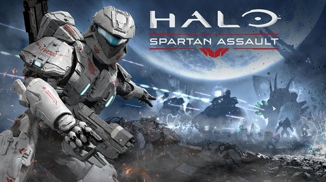 Игра «Halo: Spartan Assault» на iPhone