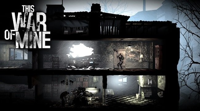 Игра «This War of Mine» на Apple