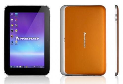 Планшеты на Windows 7: LenovoIdeaPad Tablet P1