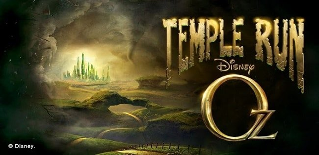 Temple Run Oz: побег из страны Оз