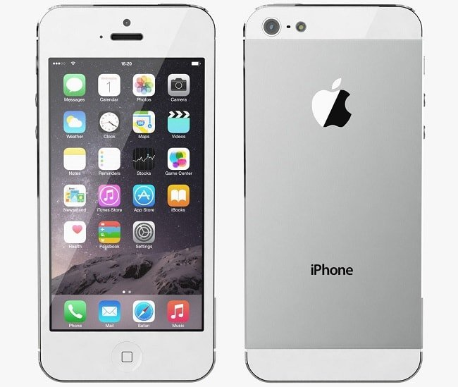 Смартфон 2013 года: Apple iPhone 5