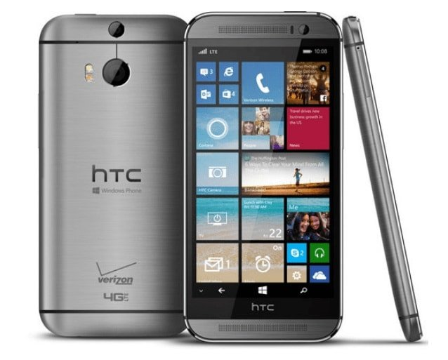 Смартфон HTC One M8 for Windows