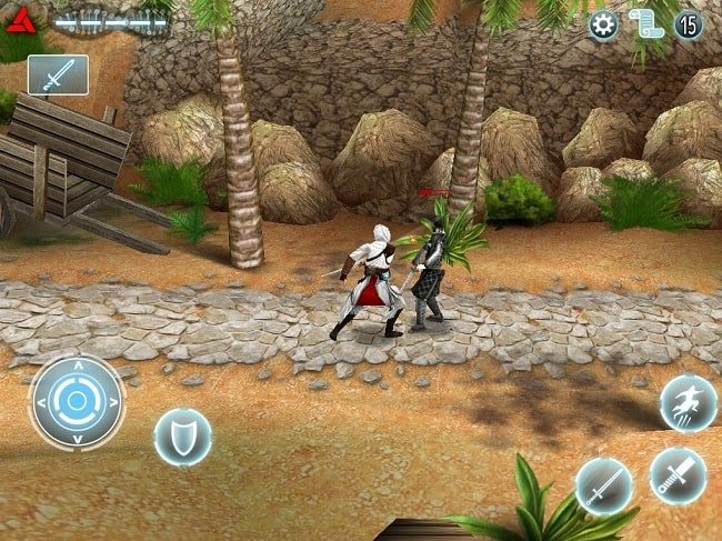 Assassin's Creed на телефон iPhone