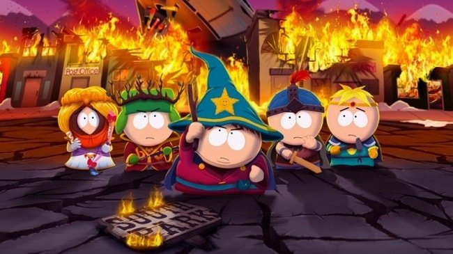 Игра South Park: Палка истины (The Stick of Truth) - новость на сайте lapplebi.com