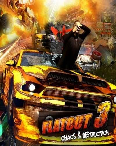 Игра Flatout 3: Chaos & Destruction - новость на сайте lapplebi.com